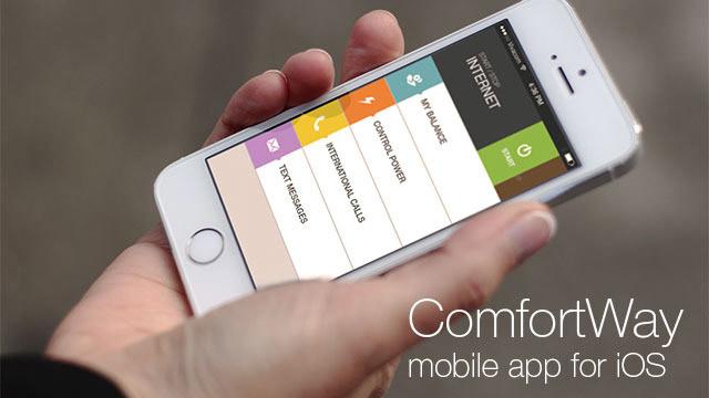 ComfortWay представила чехол с виртуальной SIM-картой для iPhone 5 / 6 [видео]