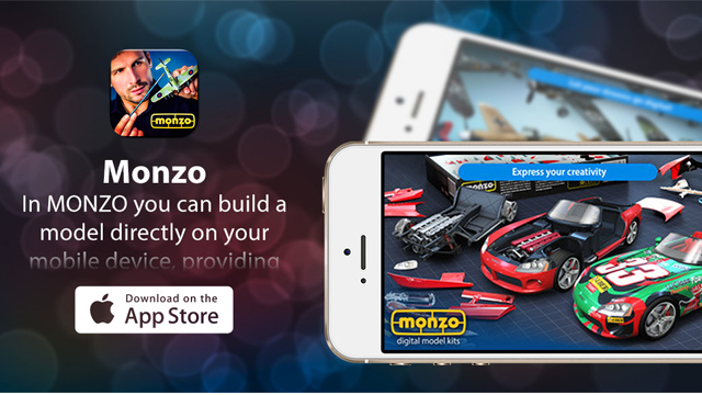 Madfinger выпустили Monzo — симулятор сборки моделей