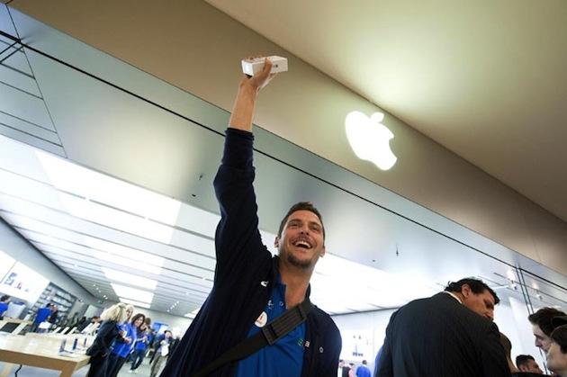 Apple снова подтвердила свое лидерство!