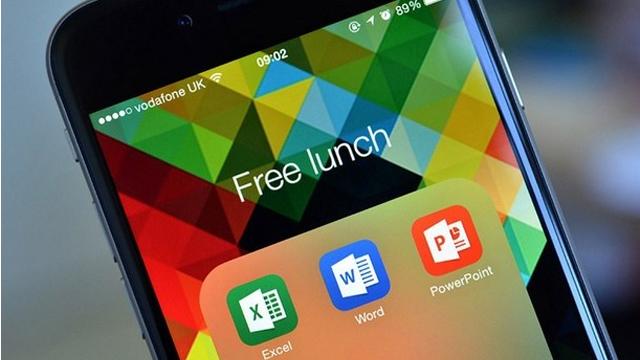 Скачать Office для iPhone и iPad с бесплатным доступом к редактированию документов и поддержкой Dropbox