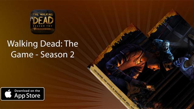 The Walking Dead: Season 2 для iOS стала доступна бесплатно