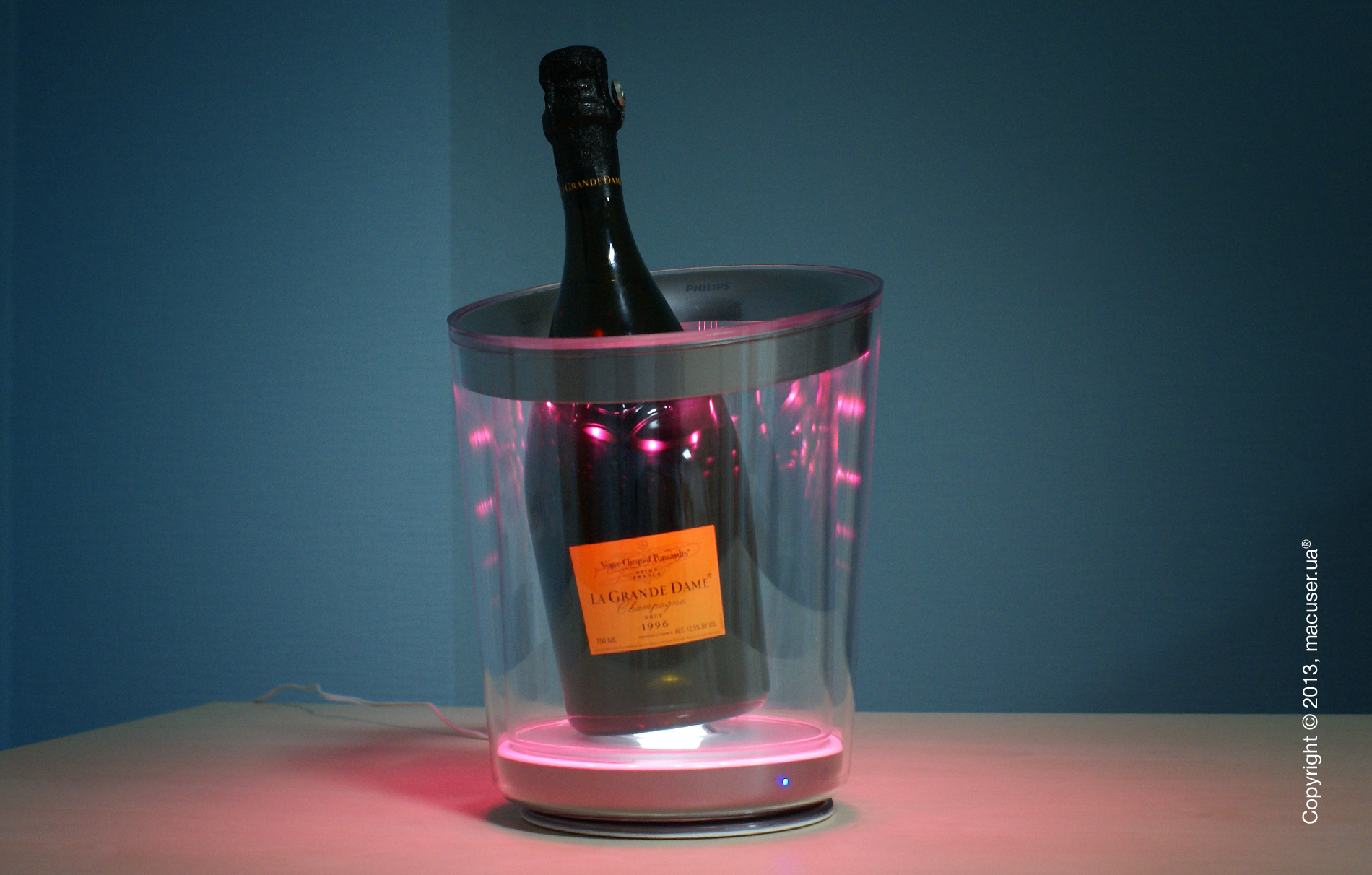 Ведро для льда Philips Lumiware Cooler