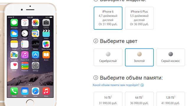 10 вещей, которые можно купить вместо 128-гигабайтного iPhone 6 Plus