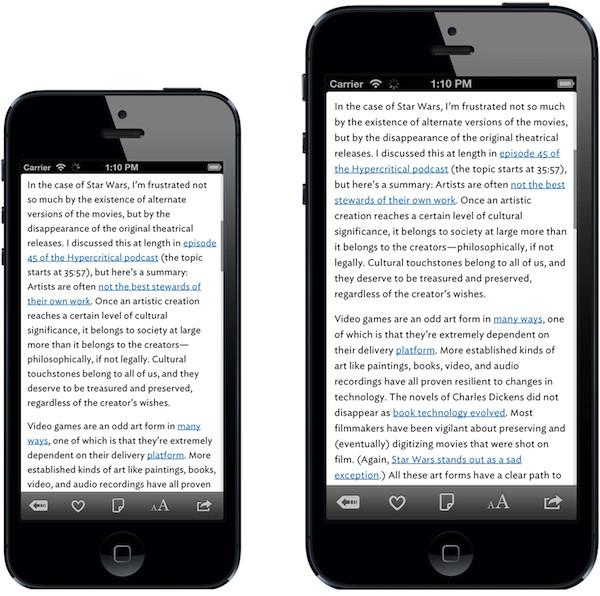 Компании Apple пора выпустить iPhone с большим дисплеем