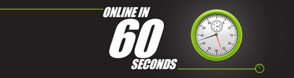 Что происходит каждые 60 секунд в сети?