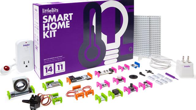 Новый набор инструментов от LittleBits позволит вам создать свой умный дом