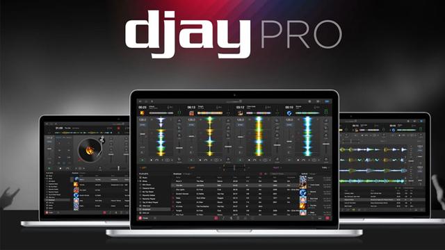 Algoriddim выпустила djay Pro для Mac [видео]