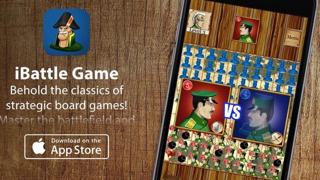 iСтратегия — настольная игра Стратего на iPad