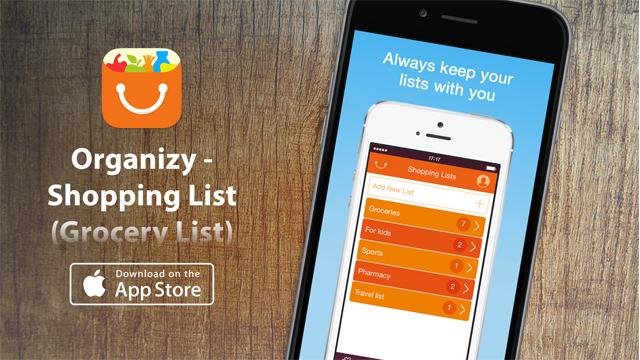 Составляем список покупок вместе с приложением «Авоська»