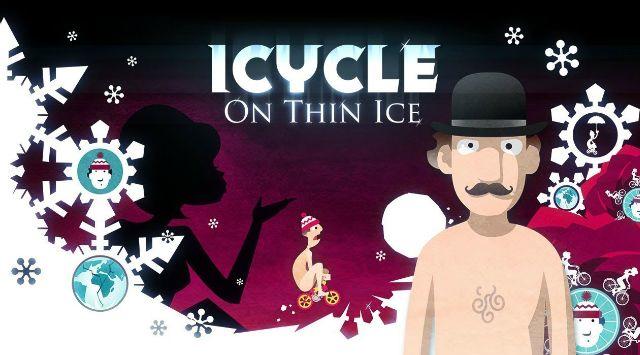 Icycle: On Thin Ice — эксгибиционист, велосипед и океан безумия