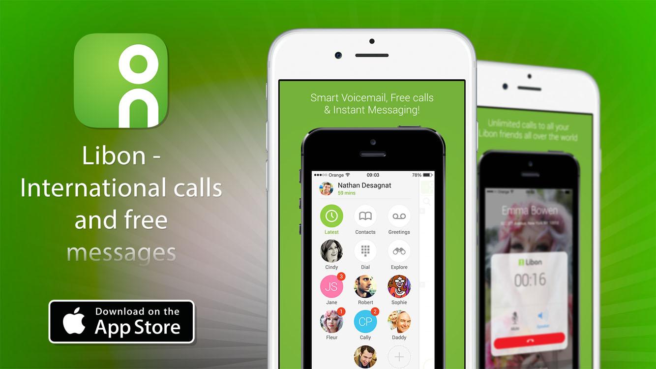 Универсальное приложение для звонков вне сети - Libon