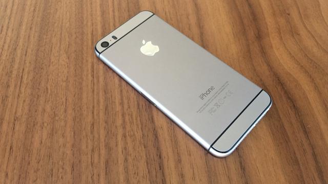 Превратите свой iPhone 5s в iPhone 6