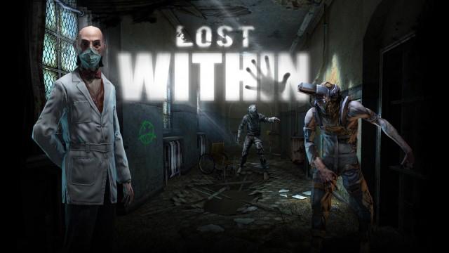 Хоррор-игра Lost Within для iPhone и iPad