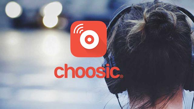 Ищите и слушайте новую музыку с приложением Choosic для iOS