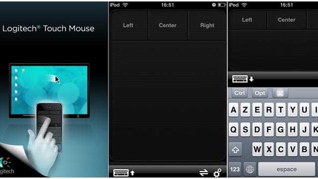 Touch Mouse – приложение, которое сделает из Вашего iPhone полноценный трекпад