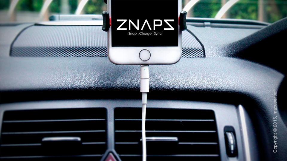 Заряжай свой iPhone по-новому
