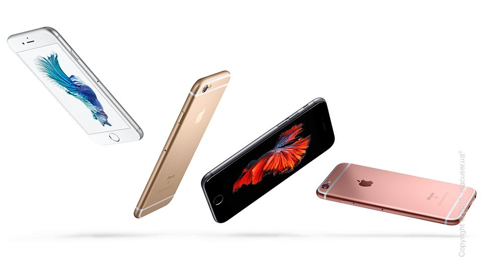 iPhone 6S и iPhone 6S Plus – изменилось все