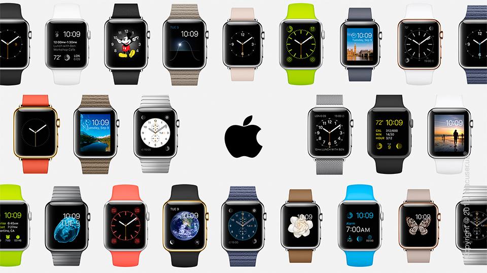 Обновление линейки Apple Watch