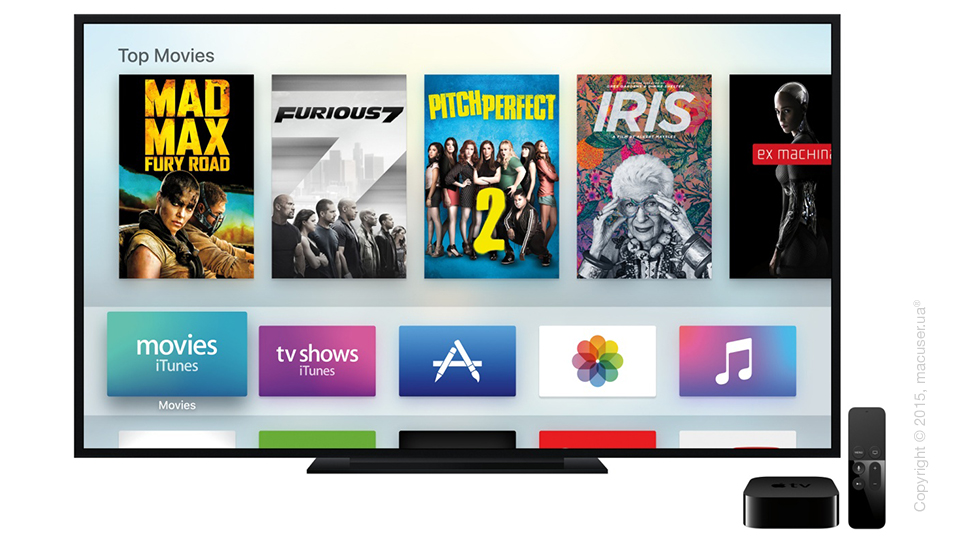 Apple TV нового поколения – будущее современного телевидения