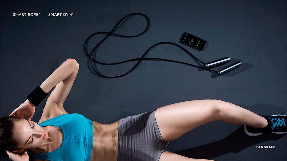 Tangram Smart Rope – революция в мире спорта