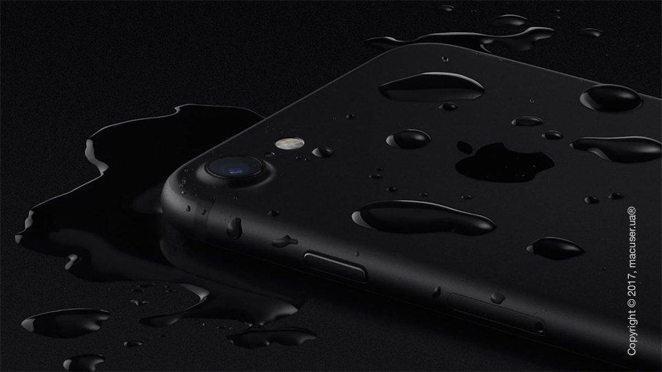 Не стоит надеятся на влагозащиту iPhone