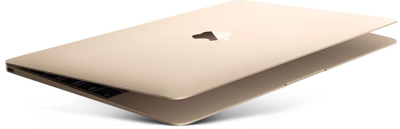 MacBook 12 gold фото