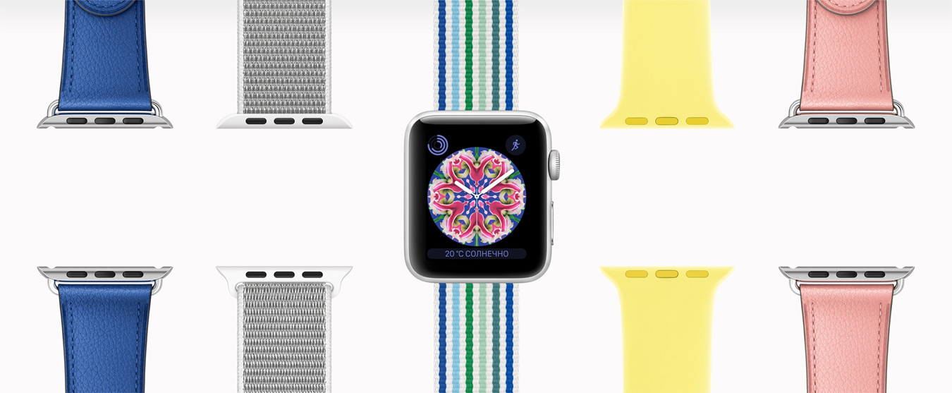 apple watch цена