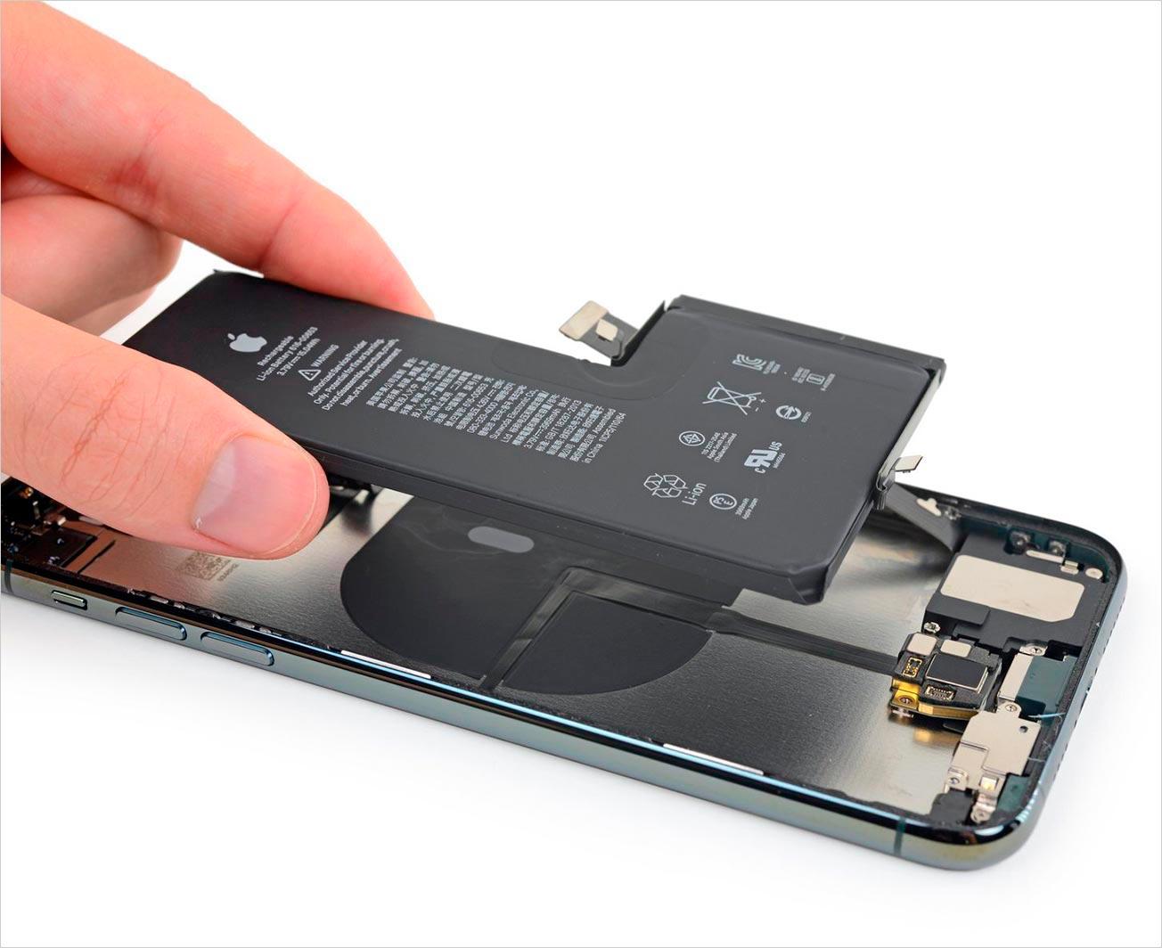 ремонт смартфона iPhone 11 Pro