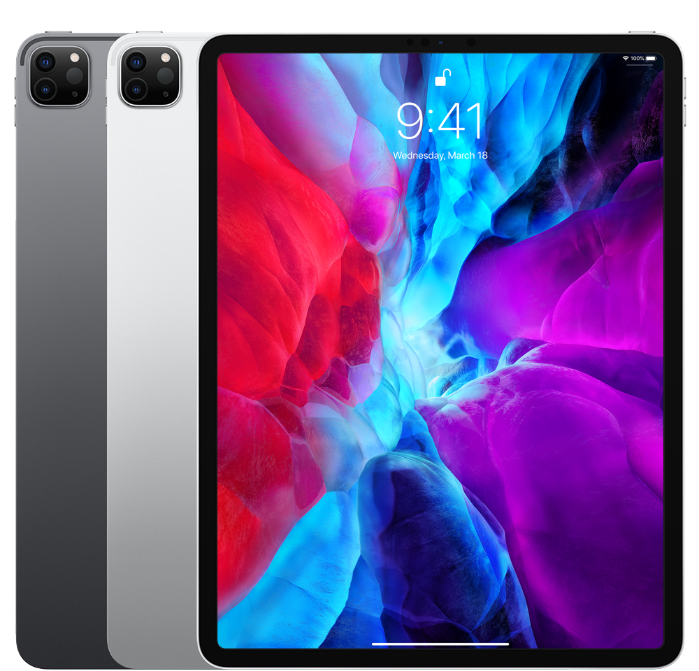 iPad Pro 12.9 (4Gen) Early 2020 New