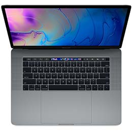 MacBook Pro 15 Mid 2018 New