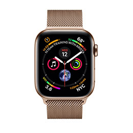 Apple Watch Series 4 Stainless Steel New
