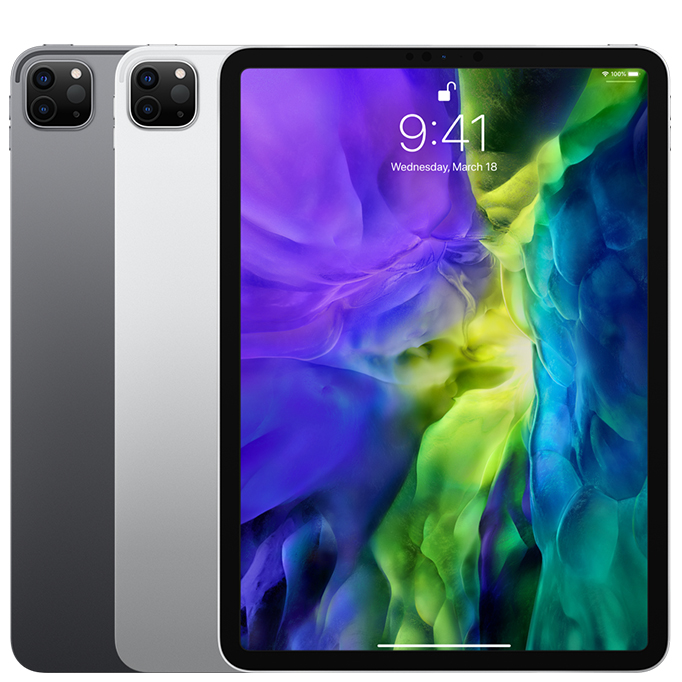 iPad Pro 11 (4Gen) Early 2020 New