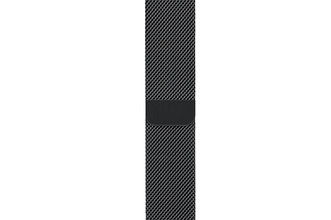 Миланский сетчатый браслет цвета «чёрный космос»