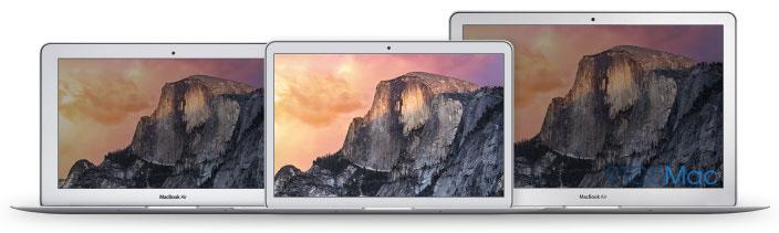 Apple ноутбук MacBook серии Air