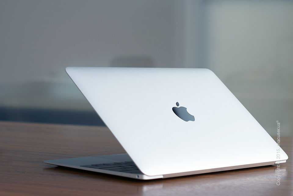 обзор Apple MacBook 12 Retina Space Gray