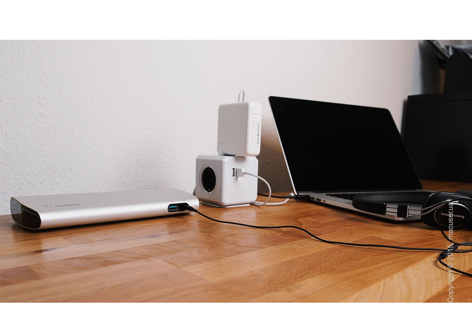 Док-станция BELKIN Thunderbolt 2 Express Dock HD