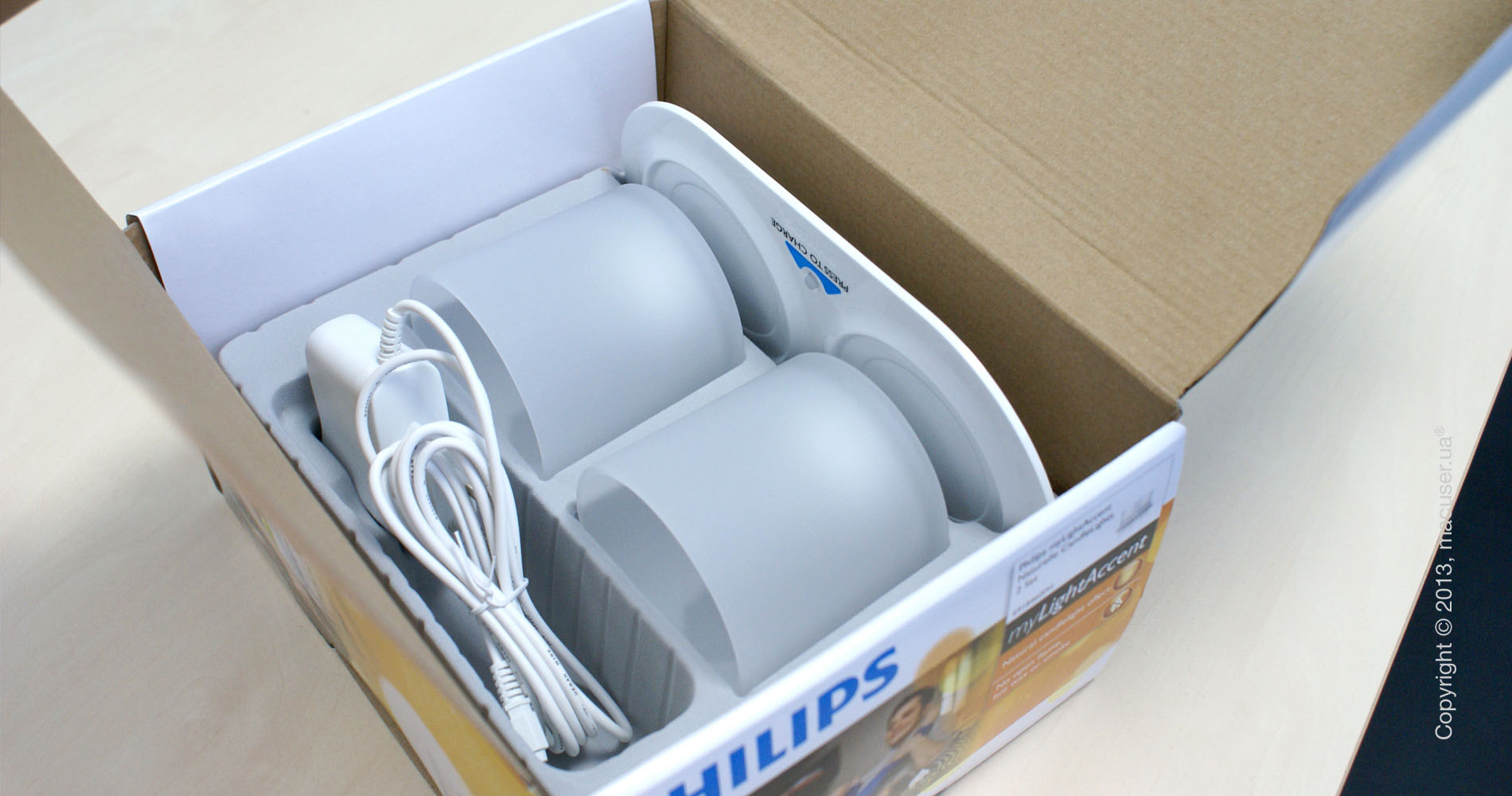 Philips Imageo CandleLights Naturelle, 2 set (69184/60/PH)
