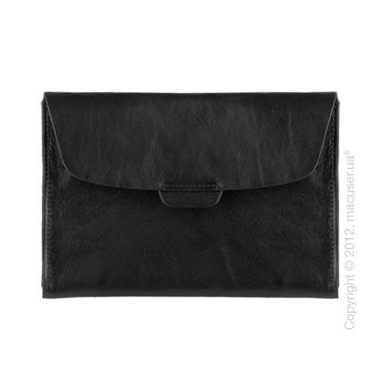 Чехол Dublon Leatherworks Leather Case Envelope Classic Black для iPad mini
