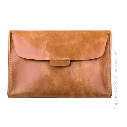 Чехол Dublon Leatherworks Leather Case Envelope Light Brown для iPad mini