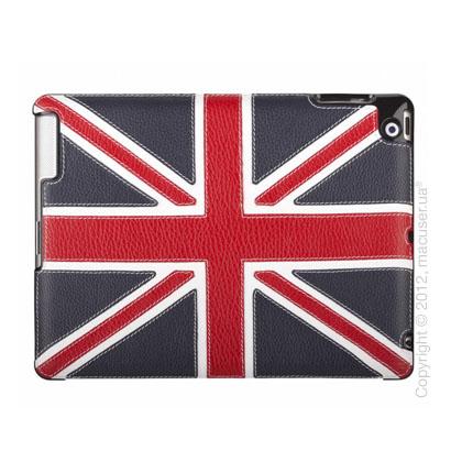 Чехол Dublon Leatherworks Just Business Case Britain White для iPad