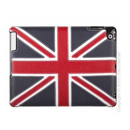 Чехол Dublon Leatherworks Just Business Case Britain White для iPad