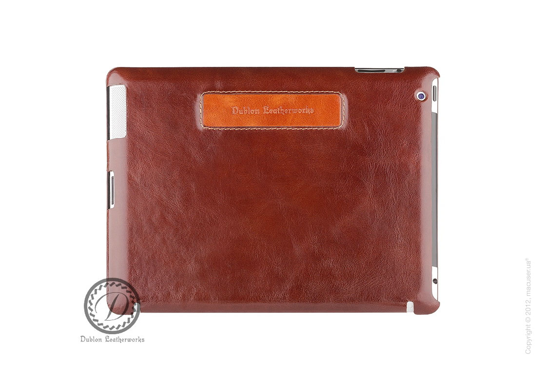 Чехол Dublon Leatherworks Just Business Case Chestnut для iPad