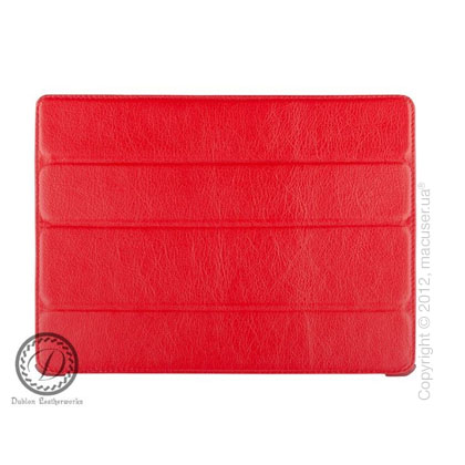 Чехол Dublon Leatherworks Just Business Case Executive Red для iPad
