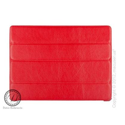 Чехол Dublon Leatherworks Just Business Case Executive Red для iPad
