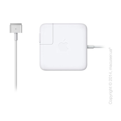 Адаптер питания Apple 60W MagSafe 2 Power Adapter