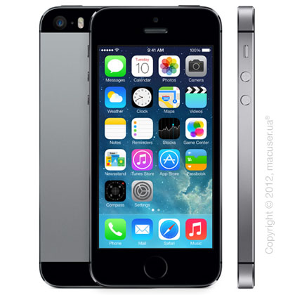 Apple iPhone 5s 16GB, Space Gray