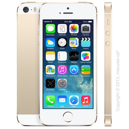 Apple iPhone 5s 16GB, Gold
