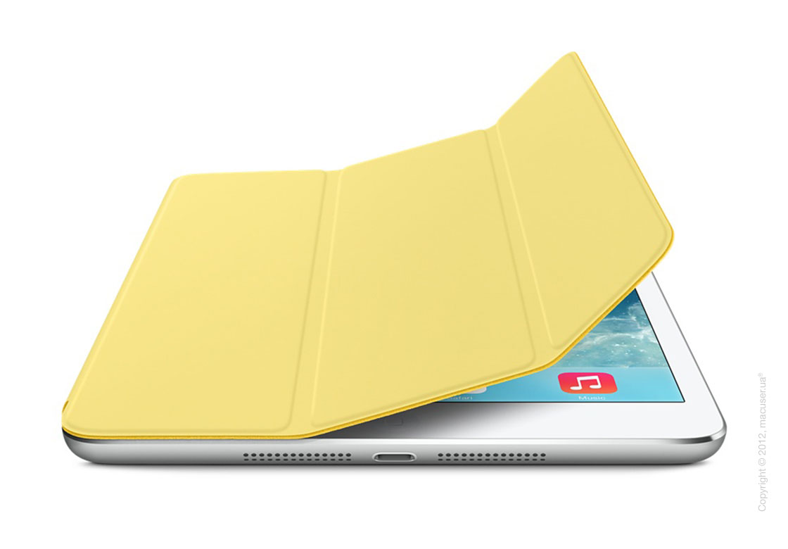 Чехол Smart Cover, Yellow для iPad Air