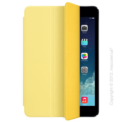Чехол Smart Cover, Yellow для iPad Air