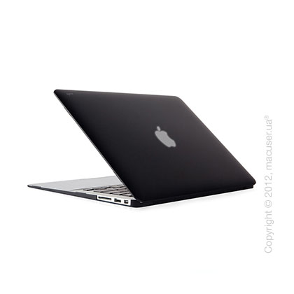 Чехол Moshi Ultra Slim Case iGlaze Stealth Black (V2) для MacBook Air 13